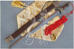 Espada Xiao Si Abánicog