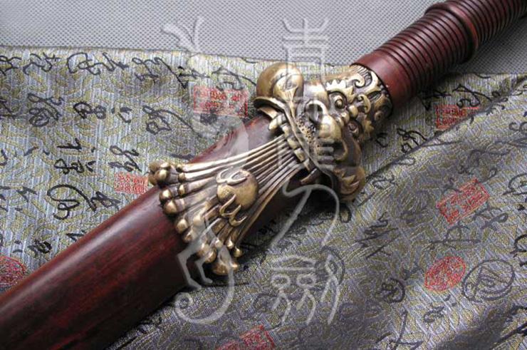 Épée Long Wang 1