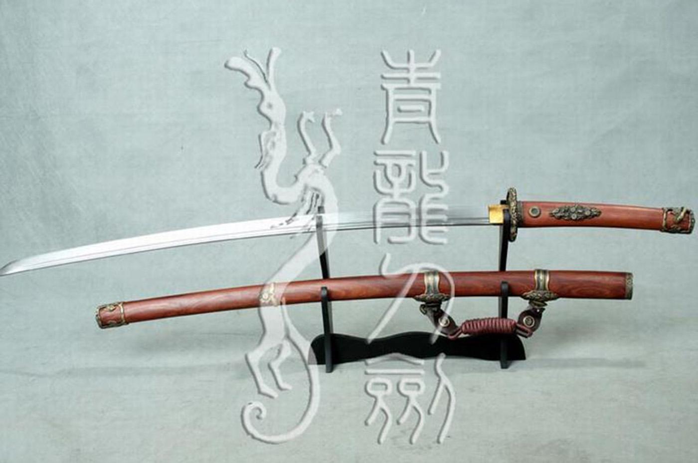 Katana Jin Zhuang Tai Dao