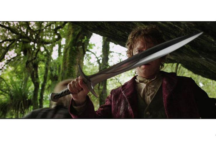 Espada Dardo de Frodo, El Señor de los Anillos