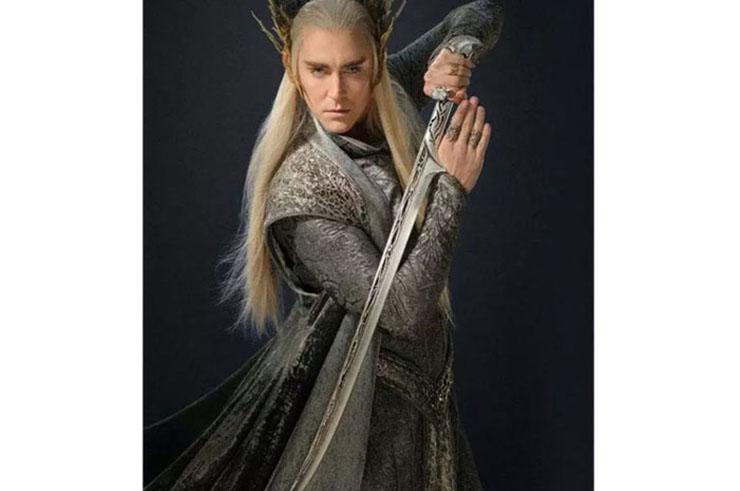 Epée de Thranduil, Le Hobbit