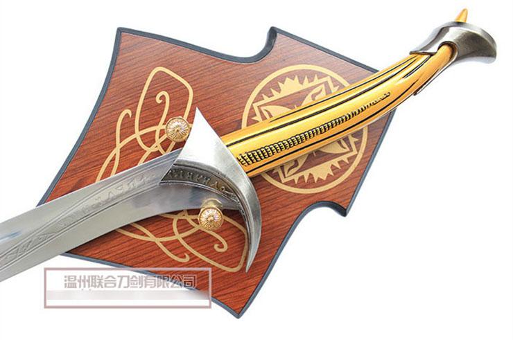 Espada Orcrist de Thorin, El Hobbit