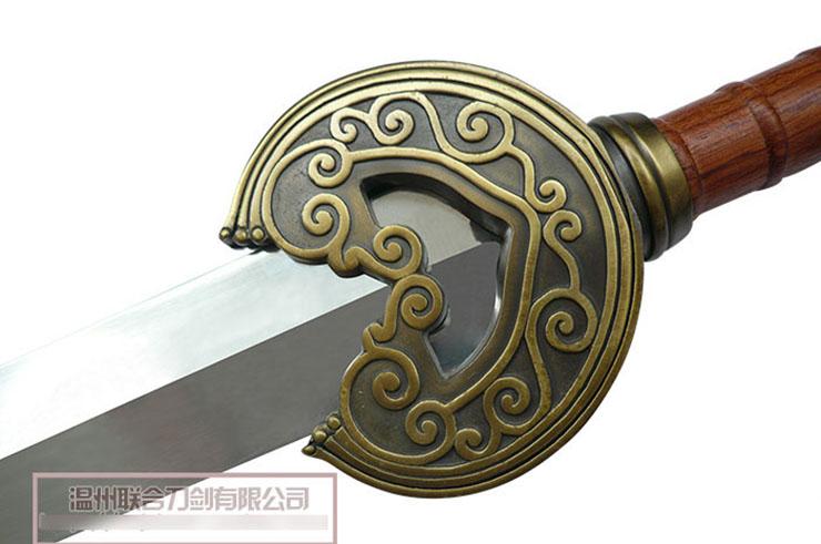 """Epée """"Herugrim"""" du roi Theoden, le Seigneur des Anneaux"""