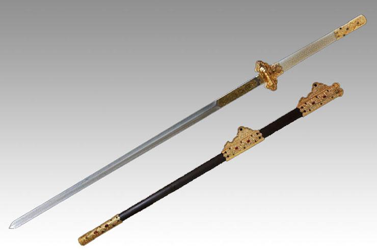 Epée à Deux Mains Da Tang, Hanwei