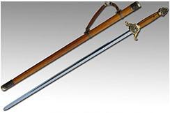 Epée Shao Lin Bao Jian, Hanwei