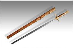 Espada Jin Na Luo Wang, Hanwei
