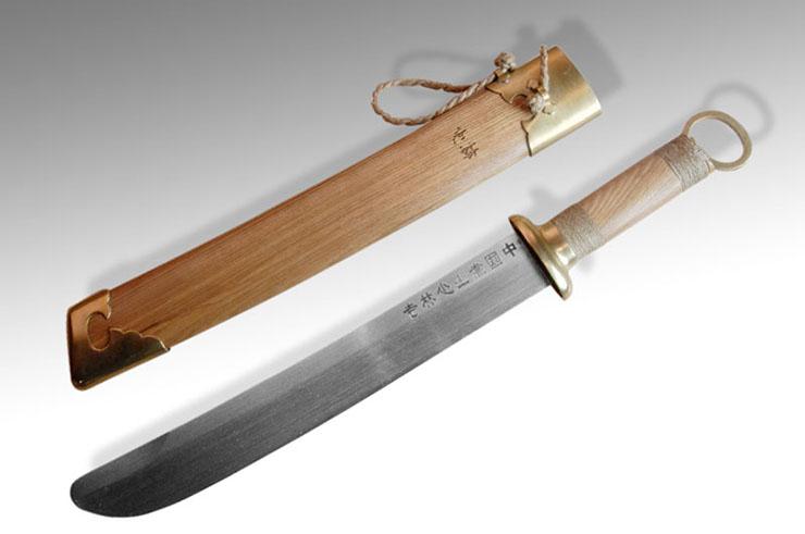 Sable Shaolin Jie Dao, Hanwei