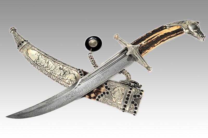 Couteau Qi Dan, Hanwei