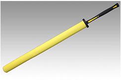 Espada Duanbing (espuma) 5, Hanwei