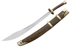Sabre Bagua avec fourreau 2,Jianwang