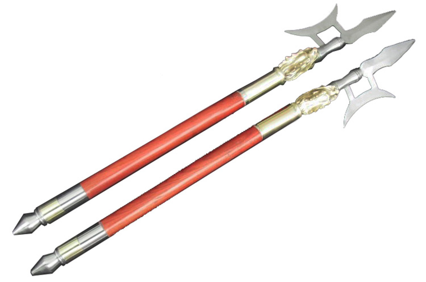 Double Halberd Spear Chinatown Shop
