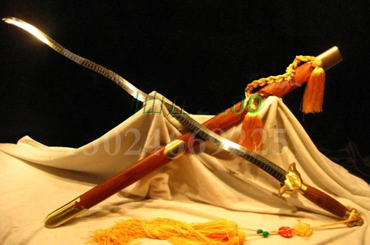 Espada Serpiente, Jinshe Jian