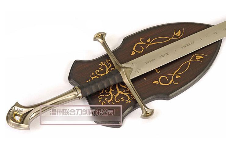 Espada de Narsil, El Señor de los Anillos