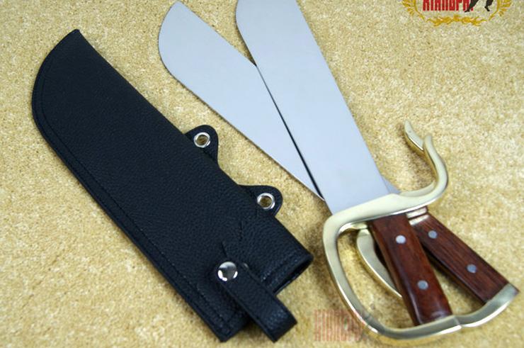 Cuchillos Yong Chun Quan (Hu Die Dao) 1