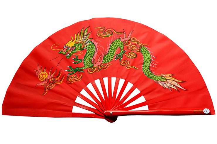 Éventail Tai Chi, Dragon