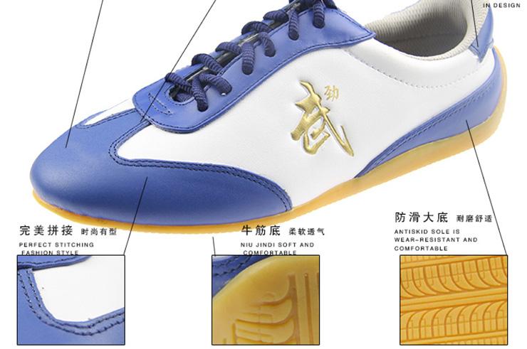 Chaussures Wushu «Jinji» Wu