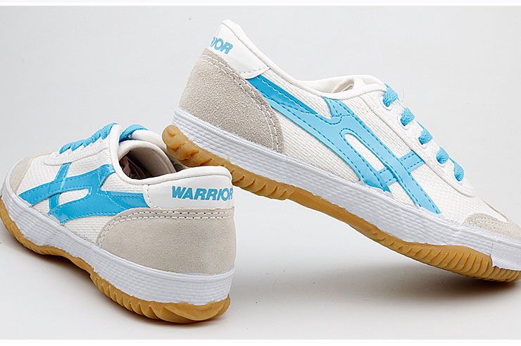 Warrior Shoes 1
