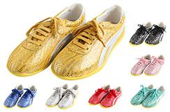 Chaussures Taiji Wushu LongQuan, Colors