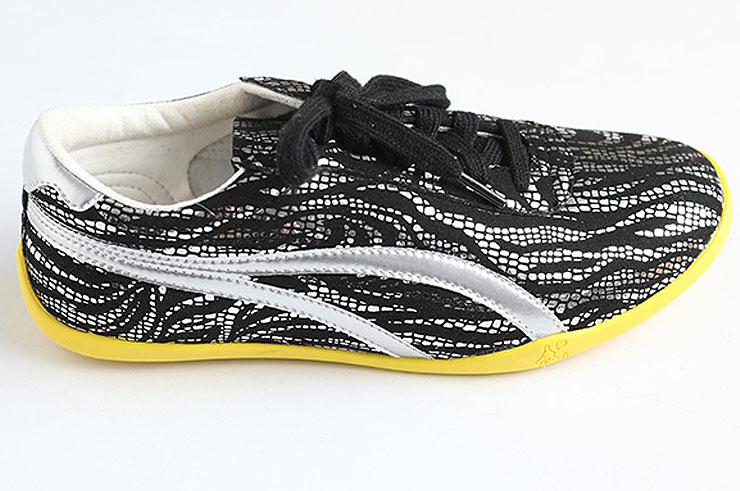 Longquan Wushu Shoes,leather