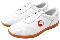Chaussures Taiji WSL, Yin Yang Rouge