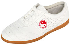 GuYun Taiji Shoes, Red Yin Yang