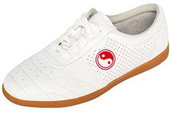 Zapatos de Taiji GuYun, Yin Yang Rojo