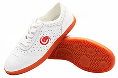 WYX Taiji Shoes, Red Logo