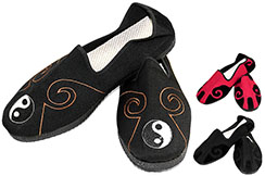 Chaussons Wudang, Nuage