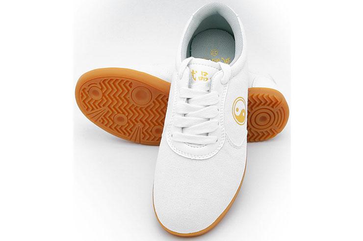 Zapatos de Taiji WPT, Yin Yang Oro