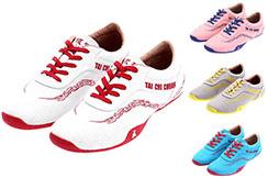 Zapatos de Taiji WJT, Nubes dinámicas
