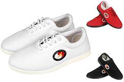Zapatos de Taiji Hong Mian, Logo HM