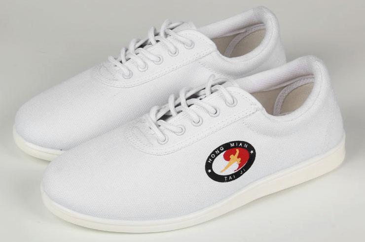 Chaussures Taiji Hong Mian, Logo HM