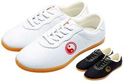 Chaussures Taiji WYX, Yin Yang