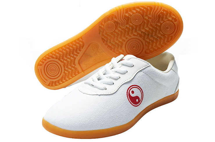 WYX Taiji Shoes, Yin Yang