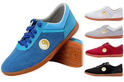 JinJi Taiji Shoes, Colors