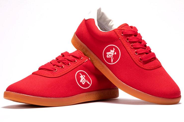 Zapatos de Taiji Hong Mian, Logo Wu