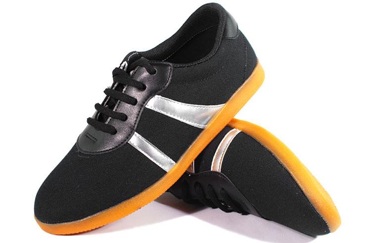 Zapatos de Taiji QiaoShang, Sliver Stripes