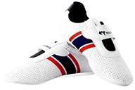 TieJian Taekwondo Shoes, Blue Red