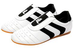 Zapatos de Taekwondo TieJian, Black Stripes