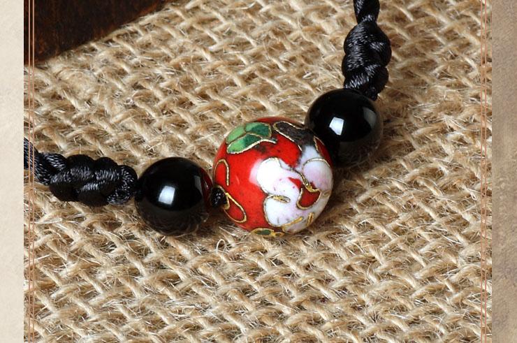 Cloisonne Necklace 2