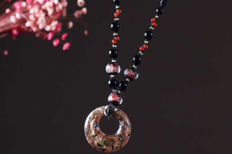 Necklace, Chinese Style