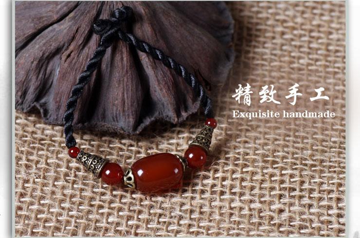 Bracelet, Agate 1