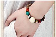 Bracelet, Bodhi Blanc