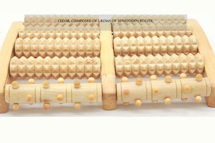 Rouleaux de Massage Pieds