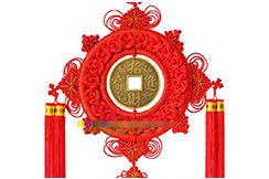 Decoración tradicional Zhong Guo Jie 2