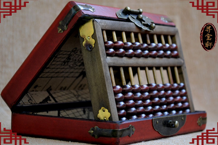 chinese abacus how to use