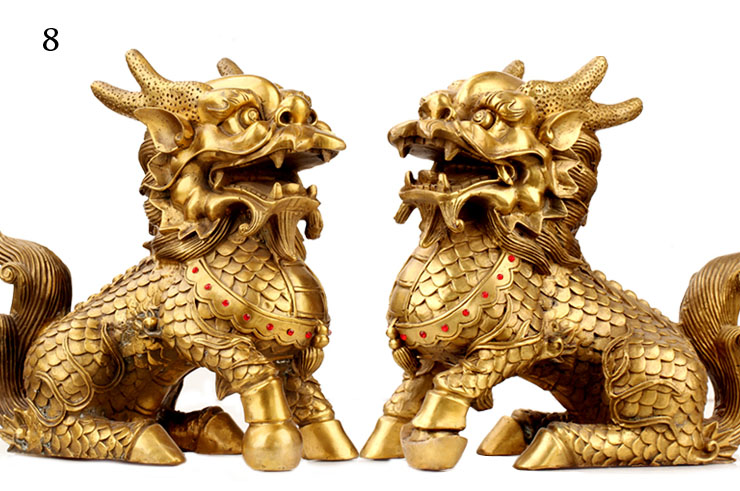Qilin Pair