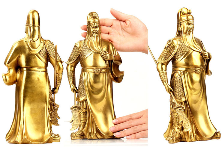 Statue Guan Gong