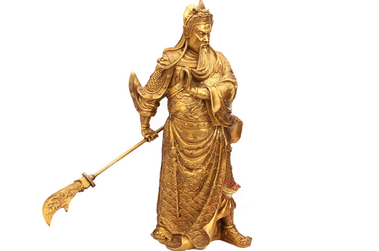 Statue Guan Gong 2