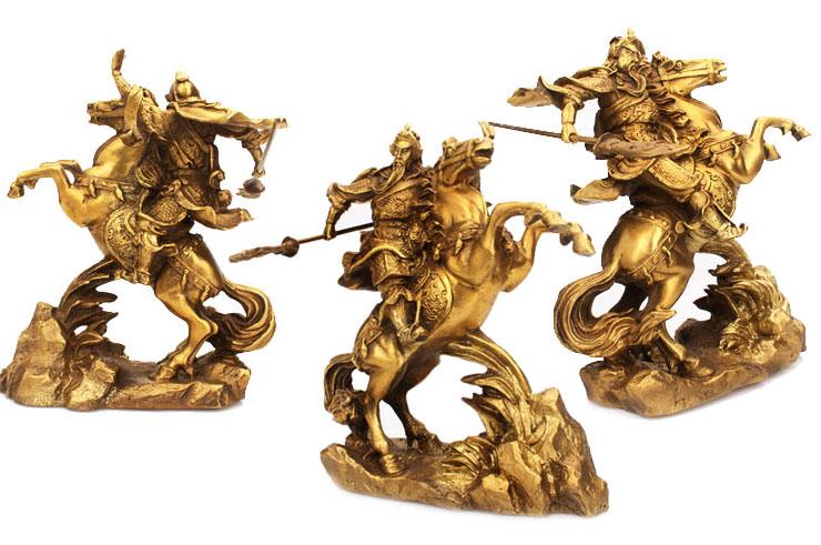 Statue Guan Gong 3